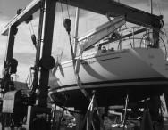 Yacht maintenance